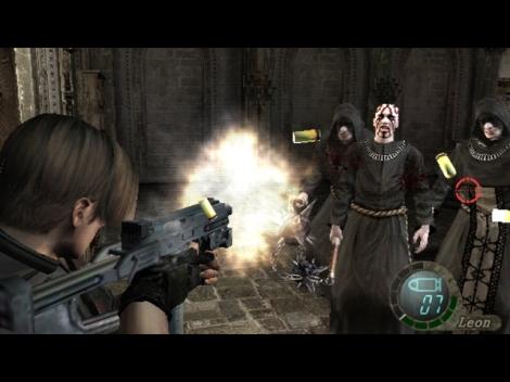 Resident Evil 4 cultist