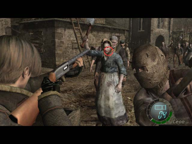 Resident evil 4 retrospective deconstructing video games it takes a village to raise hell aloadofball Image collections