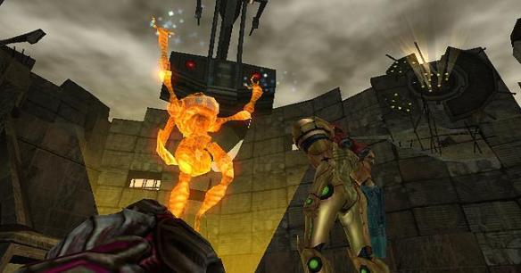 Metroid Prime 2 Luminoth