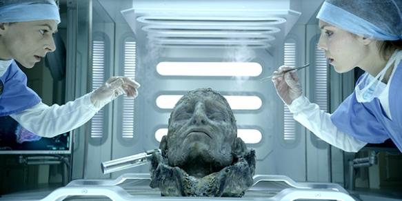 Prometheus Head