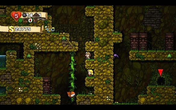 Spelunky Jungle