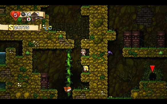 Spelunky Jungle