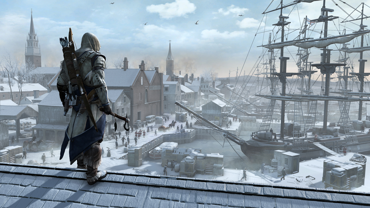 Assassin S Creed Iii A Native American Revolution