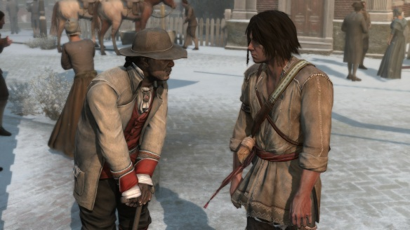 Assassin's Creed III Connor Achilles