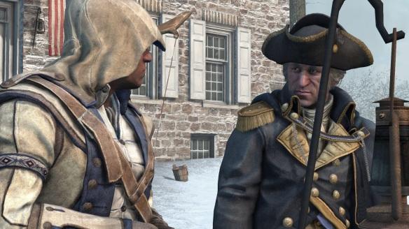 Assassin's Creed III Connor Washington