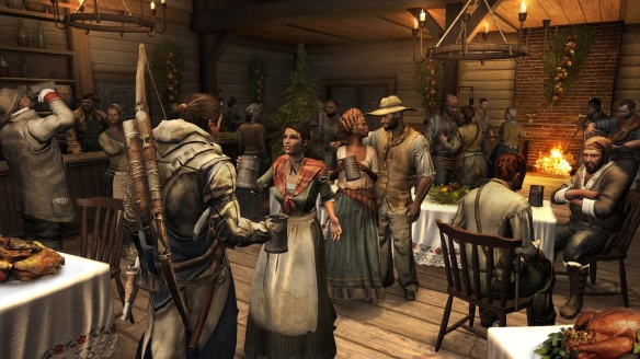 Assassin's Creed III Homestead