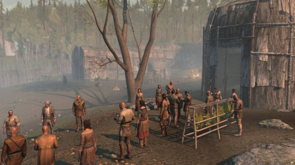 Assassin's Creed III Longhouse