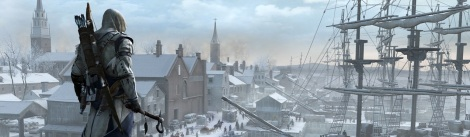 Assassin's Creed III Boston Header