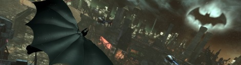 Batman Arkham City Bat Signal