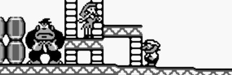 Donkey Kong Mario Pauline Classic