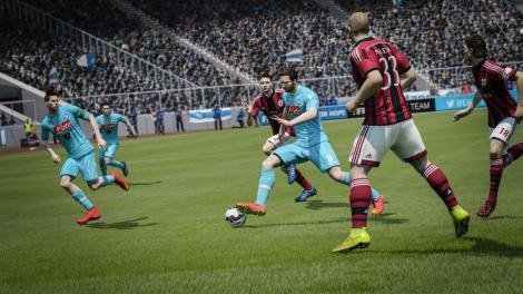 FIFA 15 Milan Twitter
