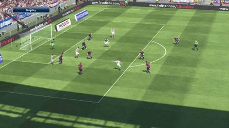 Pro Evolution Soccer 2015 Facebook