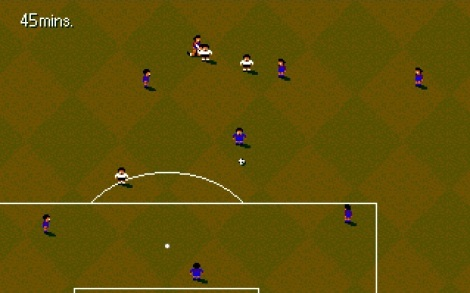 Sensible Soccer Barcelona Lionel Messi