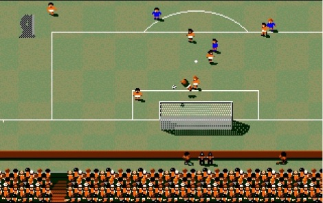 Sensible Soccer Swerve Ball