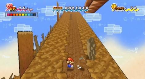 Super Paper Mario 3D Flip
