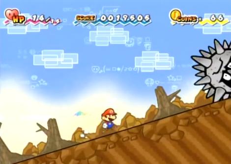 Super Paper Mario Flip