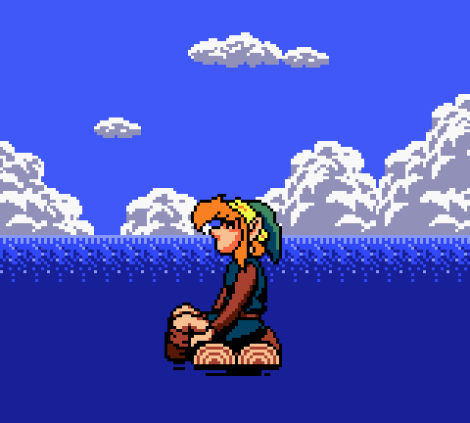 Zelda Links Awakening Ending
