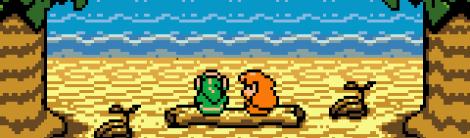 Zelda Links Awakening Link Marin