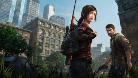 Last of Us Ellie Joel