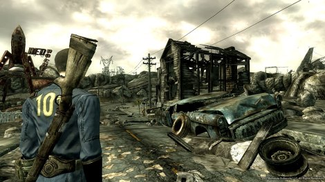 Fallout 3 Capital Wasteland