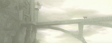 Shadow of the Colossus Bridge