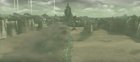 Shadow of the Colossus Forbidden Lands