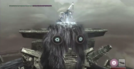 Shadow of the Colossus Gaius