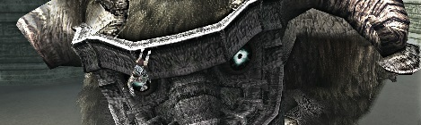 Shadow of the Colossus Quadratus Wander