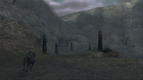 Shadow of the Colossus Umbral Glade