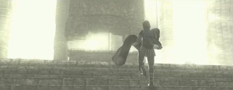 Shadow of the Colossus Wander Mono Shrine