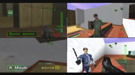 Perfect Dark N64 Multiplayer