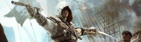 Assassins Creed IV Black Flag Kenway Pistol Sword