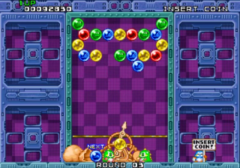 Bust-A-Move Puzzle Bobble