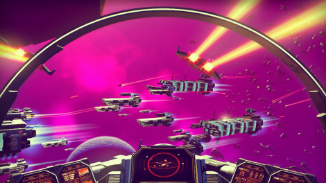No Man's Sky Space Ships